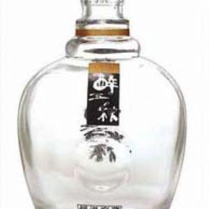 晶白玻璃瓶 CH-J-117-500ml