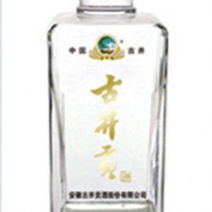 晶白玻璃瓶 CH-J-120-500ml