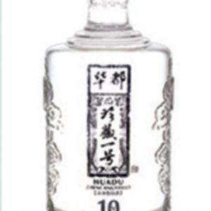 晶白玻璃瓶 CH-J-116-500ml